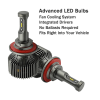 Advanced LED Headlights Bulbs