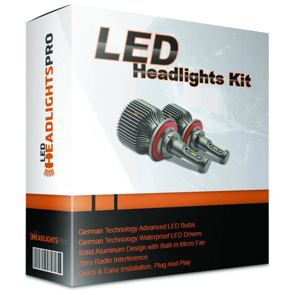 LED Headlights Kit